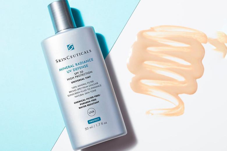 Công dụng kem chống nắng SkinCeuticals Physical Fusion UV Defense