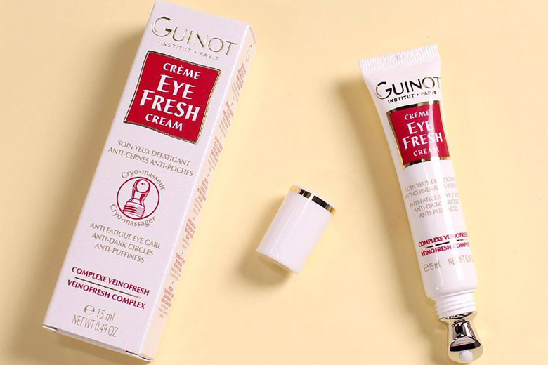 Công dụng kem mắt Guinot Eye Fresh Cream 15ml