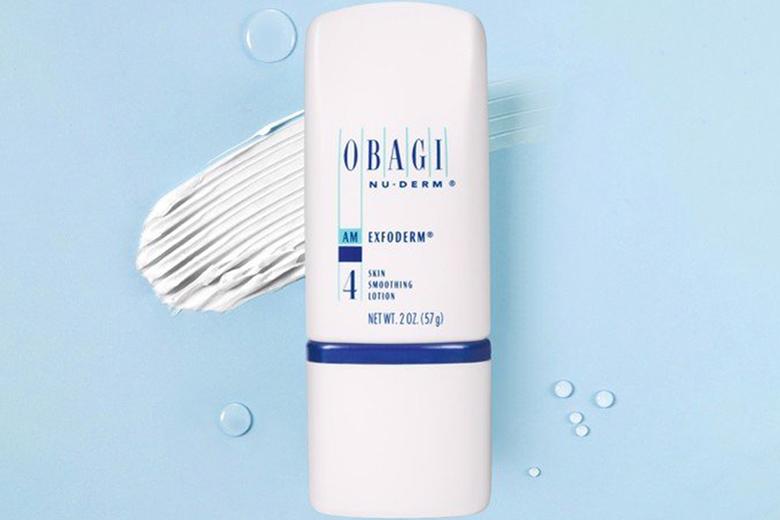 Công dụng lotion tái tạo cho da dầu Obagi Nuderm Exfoderm Forte Lotion 57g