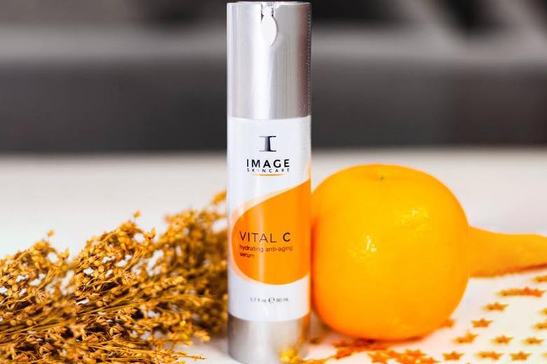 Công dụng serum dưỡng ẩm sáng da Image Vital C Hydrating Anti - Aging Serum 50ml