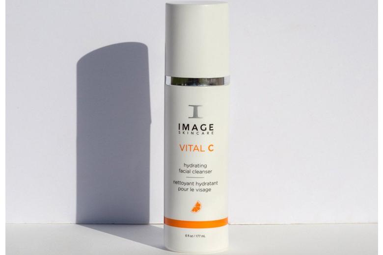 Công dụng sữa rửa mặt cấp ẩm sáng da Image Vital C Hydarting Facial Cleanser 177ml