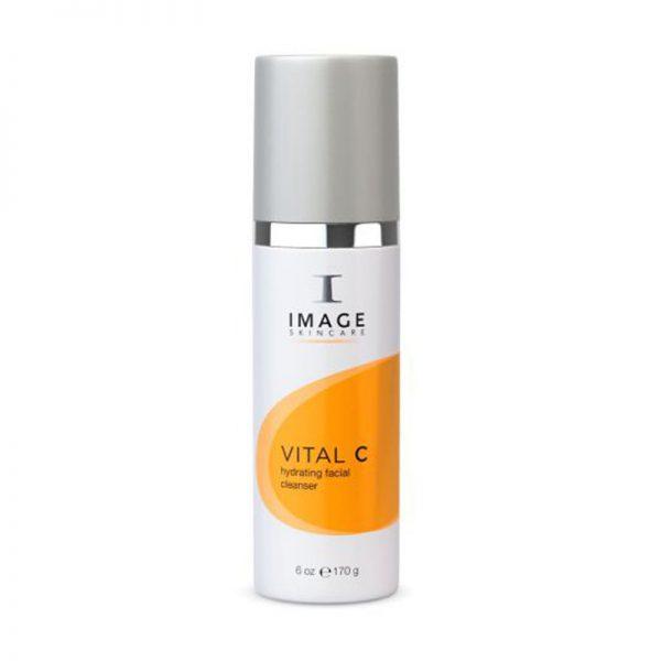 Sữa rửa mặt cấp ẩm sáng da Image Vital C Hydarting Facial Cleanser 177ml