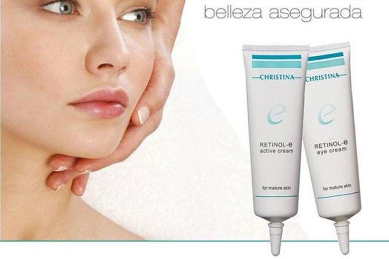 Tác dụng kem sáng da chống lão hóa Christina Retinol E Active Cream 30ml