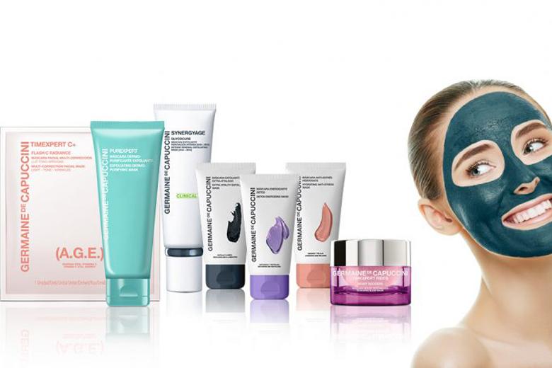 Công dụng mặt nạ sáng da kiểm soát nhờn Germaine De Capuccini Purifying Facial Mask 200ml