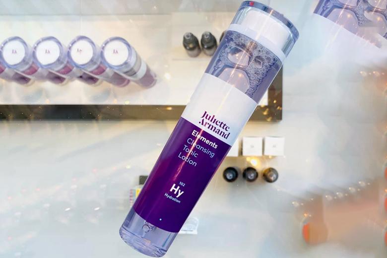 Công dụng nước cân bằng dưỡng ẩm Juliette Armand Cleansing Tonic Lotion 210ml