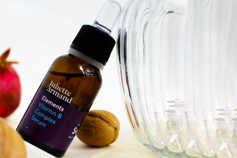 Công dụng serum làm dịu da nhạy cảm kích ứng Juliette Armand Vitamin B Complex Serum 20ml