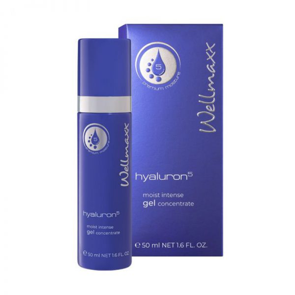 Gel dưỡng ẩm phục hồi Wellmaxx Hyaluron Moist Intense Gel Concentrate 50ml