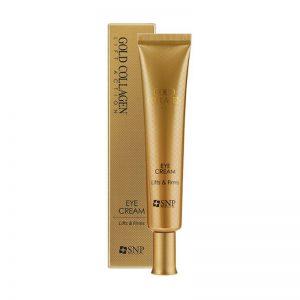 Kem mắt nâng cơ SNP Gold Collagen Lift Action Eye Cream 30ml