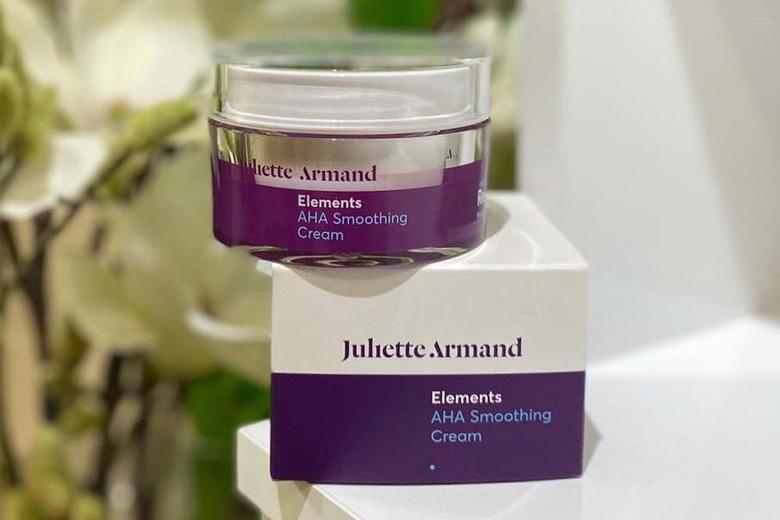 Công dụng kem trẻ hóa da Juliette Armand AHA Smoothing Cream 50ml