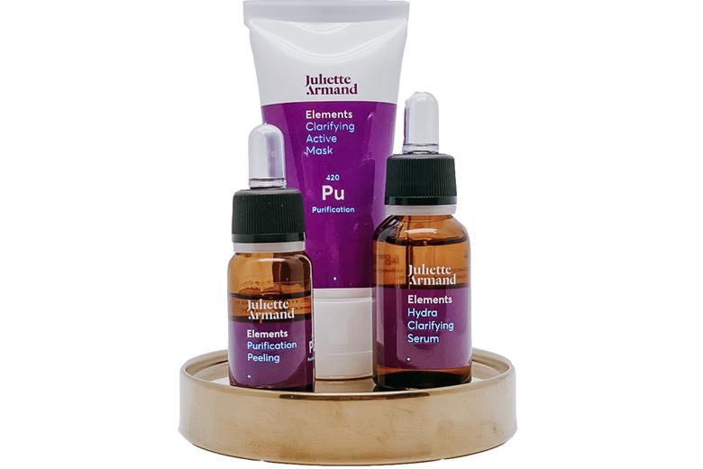 Tác dụng serum dưỡng da dầu mụn Juliette Armand Hydra Clarifying Serum 20ml