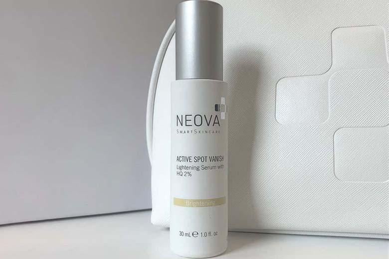 Tác dụng serum làm trắng trị nám Neova Active Spot Vanish HQ2% 30ml