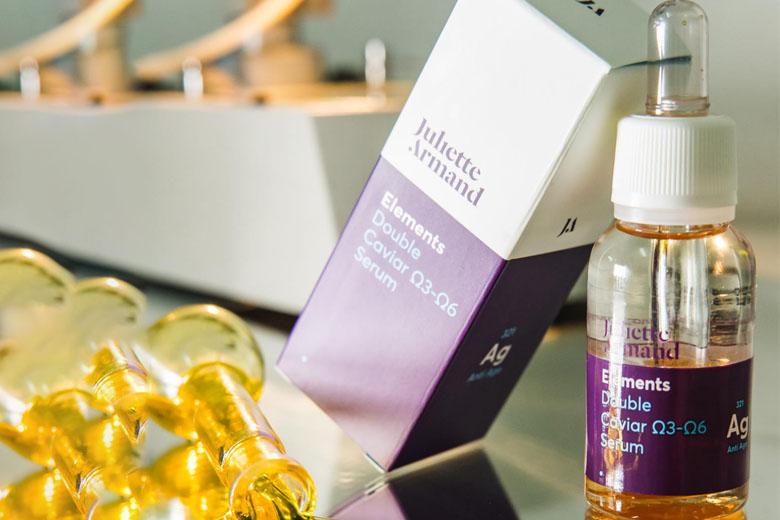 Tác dụng serum trứng cá tầm Juliette Armand Double Caviar 3-6 Serum 20ml